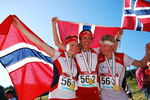 World Championships 2009, Relay