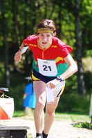 Junior World Championships 2008, Sprint