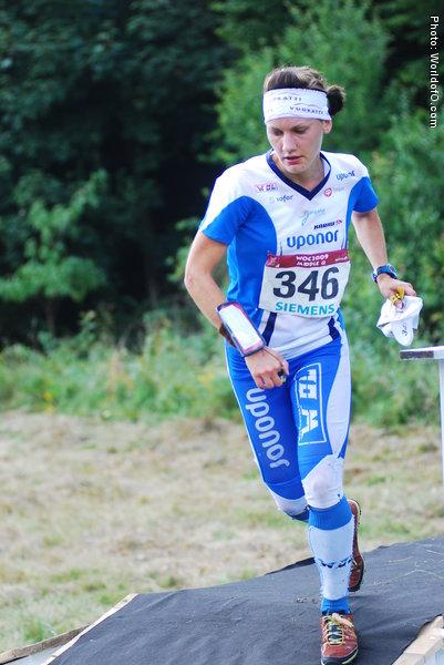 PR:n Katri Lindeqvist, otti 23. tilan  keskimatkalta