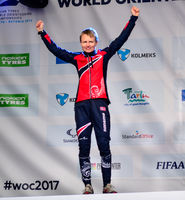 World Championships 2017, Middle