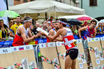 World Championships 2014, Relay