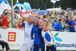World Championships 2008, Relay