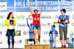 World Championships 2013, Middle Final